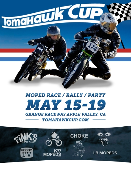 tomahawk cup poster