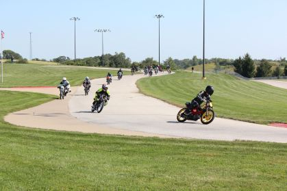 moped racing omaha treatland rally of the corn