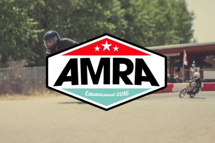 AMRA sponsor of moped GP 2019